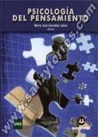 PSICOLOGÍA DEL PENSAMIENTO - GONZÁLEZ LABRA, María José (Editora)