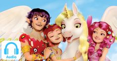 Mia and Me – Hörspiel zur TV-Serie bei Kixi – Kinderkino
