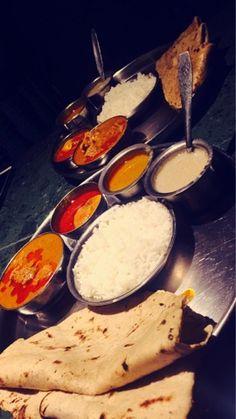 Bhakti Diaries : Pretty little things kolhapuri thali - Indian food - tambda pandhra rassa