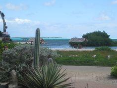 View from Kontiki's Restaurant