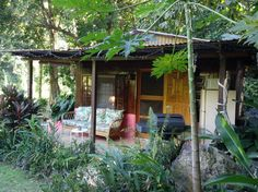 Ile à Utuado, Porto Rico. The guest cottage at Hacienda del Lago, home to our Paso Fino horses and our five adopted street dogs, located on the river between Dos Bocas and Caonillas Lakes, the inner island area of Puerto Rico noted for adventure, hospitality and tranquilit...