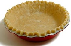 FODMAP Free Pie Crust