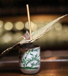 longan berry, durian and yuzu as well as rooibos espresso, oolong and pu-erh tea, umami foam and homemade umeshu