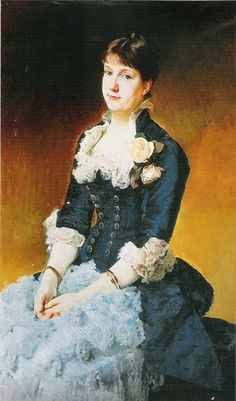 INFANTA PAZ DE BORBÓN by the lost gallery, via Flickr