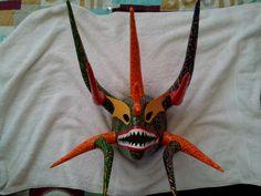 Vejigante Mask Puerto Rico Carnival Big Sized by PuertoRicoCraft, $175.00