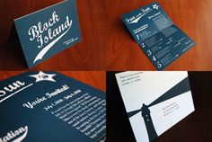 Another killer postcard design for an event.
