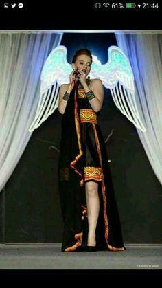 Robe kabyle de larbaa face id es pour la maison for Maison kabyle moderne