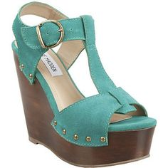 Spring Fever: Steve Madden Wyliee T-Strap Sandals