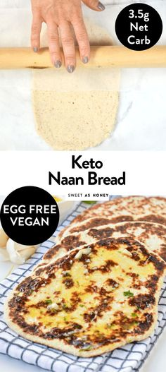 Fitness diet 693835886331055613 - Keto Naan Bread # Source by sephfitness Ketogenic Recipes, Low Carb Recipes, Diet Recipes, Cooking Recipes, Healthy Recipes, Ketogenic Diet, Easy Recipes, Ketogenic Breakfast, Recipes Dinner