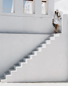 helene in between Best Travel Hashtags, Have A Good Weekend, Mykonos Greece, Beach Chairs, Great View, Travel Pictures, Travel Inspiration, Travel Destinations, Stairs