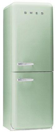 Smeg fridge , love it !