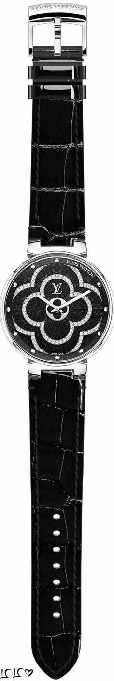 Louis Vuitton Watches, Louis Vuitton Jewelry, Black Silver, Jewelry Accessories, Design, Fashion, Moda, Fashion Styles, Design Comics