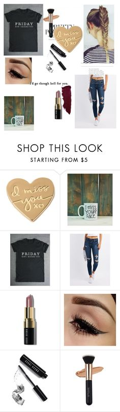 """""""break my heart"""" by ouissal-lahouarii ❤ liked on Polyvore featuring Spartina 449, Cello and Bobbi Brown Cosmetics"""