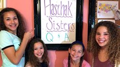 Haschak Sisters - Q&A!
