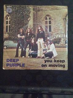 #DeepPurple #1975 #45giri