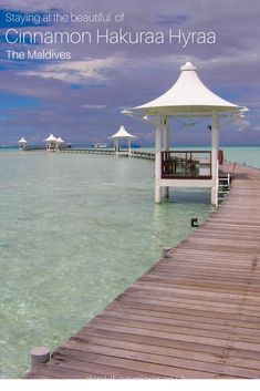 Maldives resort guide: Cinnamon Hakuraa Hyraa