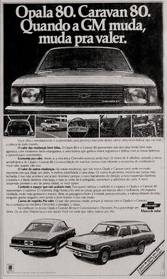 Anúncio Chevrolet - 1979