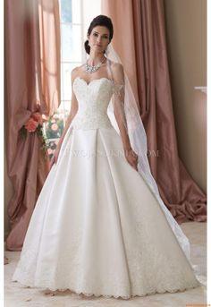 Vestidos de noiva Mon Cheri 114281 Bates David Tutera 2014