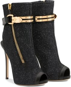 Giuseppe Zanotti 'Roxie' Ankle Boots