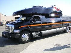 Ford 650 Highly modified!  Check out where the quad-runners are!  There's waaaaaaaay too much money going on here!