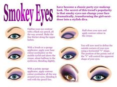 The best smokey eye how to...