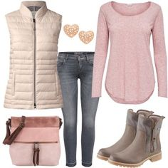 Lucky Girl Outfit - Freizeit Outfits bei FrauenOutfits.de