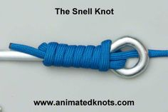 Snell Knot | How to tie a Snell Knot | Fishing Knots