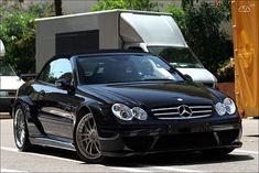 Mercedes CLK DTM AMG Convertible