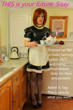 Captions for Sissy Bimbos