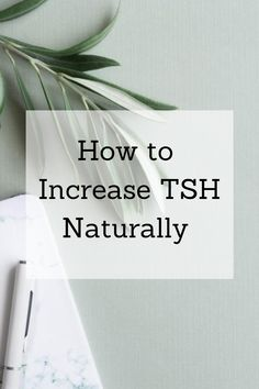 How to Increase TSH Naturally Thyroid Levels, Thyroid Hormone, Thyroid Disease, Thyroid Health, Hormone Imbalance, Liver Detoxification, Thyroid Medication, Graves Disease, True Health