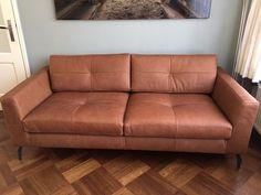 platte stiknaad in Rancho cognac Danzig, Sofa, Couch, Best Sellers, Love Seat, Furniture, Design, Home Decor, Legends