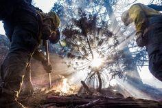 Morning Dig Photo by Eli Espinoza Goodman — National Geographic Your Shot