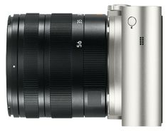 Leica Steps Into the 21st Century with the Apple-Esque Leica T Mirrorless System