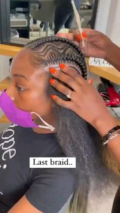 Braids With Fade, Cornrows With Box Braids, Short Box Braids Hairstyles, Braided Cornrow Hairstyles, Lemonade Braids Hairstyles, Braids Hairstyles Pictures, Black Girl Braided Hairstyles, Braided Hairstyles Tutorials, African Braids Hairstyles