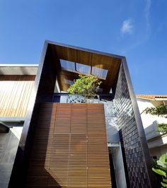 Facade Architecture, Residential Architecture, Contemporary Architecture, Facade Design, Exterior Design, Villa, Box Houses, Small House Design, Facade House