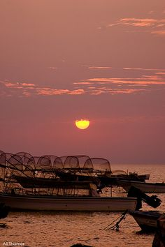 Sunrise - Bahrain