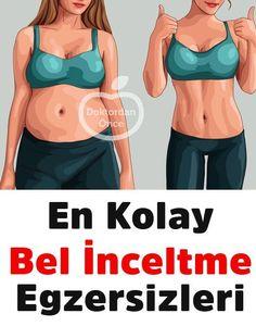 En Kolay Bel İnceltme Egzersizleri Easiest Waist Slimming Exercises to Pilates Workout, Yoga Pilates, Exercise, Slim Waist Workout, Lambskin Jacket, Fitness Goals, Fitness Tips, Kids Fitness, Fitness Video