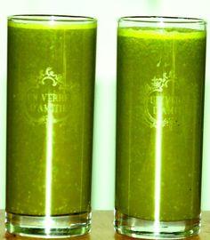 Jus vert Le Cléopâtre (de David, Fondateur de Crudessence)