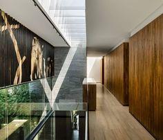O Cuatro Residence by Migdal Arquitectos - Interior Designs