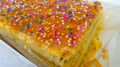 Turron - More edible gifts from Peru