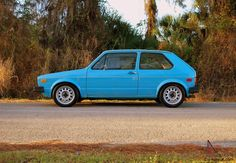 MK1 Rabbit | 1977 Volkswagen Rabbit 24v VR6 Mk1 Golf 230hp for sale