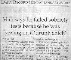 funny news that made the headlines - Bing Images Funny Headlines, Newspaper Headlines, Funny Ads, Funny Signs, Hilarious, Weird News, Bad News, Daily Record, News Website