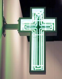 god bless neon lights