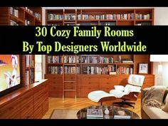90 Home Library Ideas For Men - Private Reading Room Designs Home Library Design, Home Office Design, House Design, Library Ideas, Small Home Libraries, Reading Room Decor, Interior Design Videos, Cozy Family Rooms, Library Room