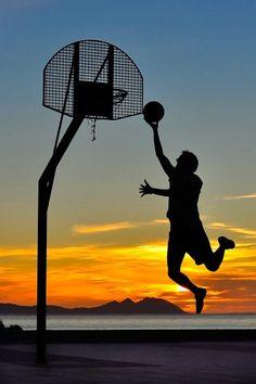Tarde de baloncesto