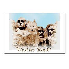 Westies Rock