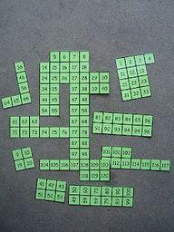 honderdveld puzzelen (tweede leerjaar)