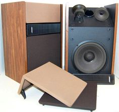 Bose 301 Series II, innovative room filling sound from a small speaker.