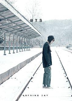 BTS SPRING DAY MV | Tumblr