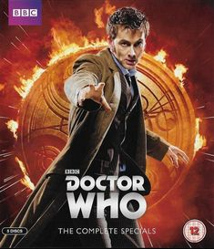 Doctor Who Dvd, 10th Doctor, Doctor Who Confidential, Doctor Who Specials, Planet Of The Dead, New Year Special, Uk Today, David Tennant, Dr Who